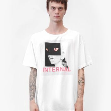 Internal Panther Tee