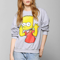 Bart Simpson Pullover Sweatshirt - Urban Outfitters