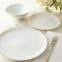12-Piece Glee Dinnerware Service