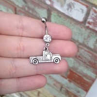Pick Up Truck Belly Ring from Country Wind