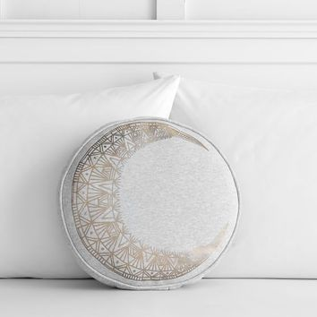 ivivva Iridescent Craft Crescent Pillow