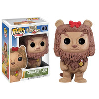 Funko POP! Wizard of Oz - Vinyl Figure - COWARDLY LION (4 inch): BBToyStore.com - Toys, Plush, Trading Cards, Action Figures & Games online retail store shop sale