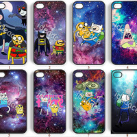 Resin phone cases, Adventure time, iPhone 5C case, iPhone 4 case, Galaxy S4 case, iPhone 5 case, Galaxy S5 case, Note 3 case--N0137