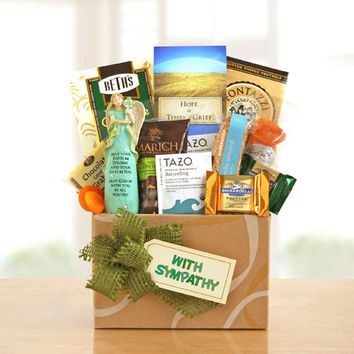 Thoughts & Prayers Gift Basket