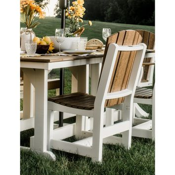 Wildridge Heritage Outdoor Dining Chair  - Ships in 10-14 Business Days