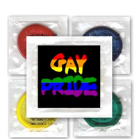 Pride Condoms - Gay Pride