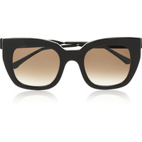 Thierry Lasry - Swingy D-frame acetate sunglasses