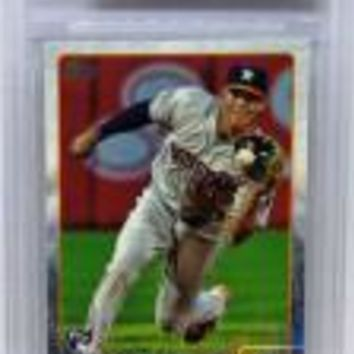 CARLOS CORREA ROOKIE BGS 9.5 2015 TOPPS UPDATE #US174A HOUSTON ASTROS