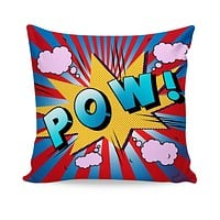 Pow Couch Pillow