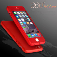For iPhone 5 5S SE/ 6 6S 7 Plus -  Full Protective Case