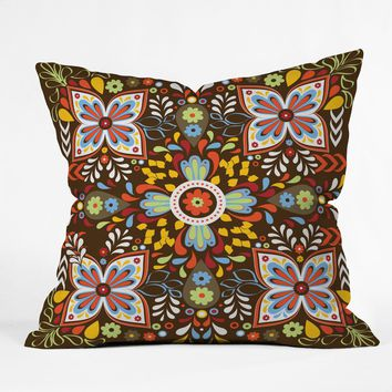 Khristian A Howell Wanderlust Throw Pillow