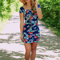 Tropical Allure Dress