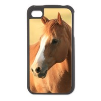 horse portrait IP iPhone 4/4S Switch Case