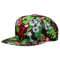 New Era Chicago Bulls NBA Bloom Floral Strapback Hat