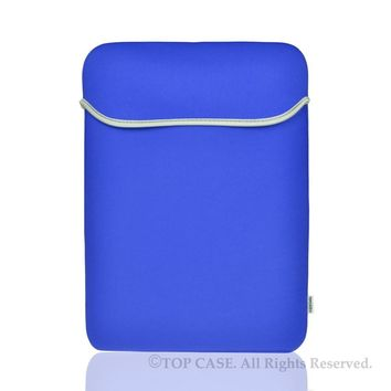"Sleeve Bag Royal Blue Cover Case for Macbook 12"" 12-Inch Model: A1534 Retina Noteboook / Ultrabook / Chromebook"