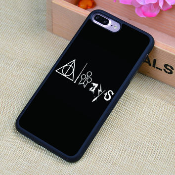 Harry Potter And The Deathly Hallows Soft TPU Skin Cell Phone Cases For iPhone 6 6S Plus 7 7 Plus 5 5S 5C SE 4 4S Back Cover
