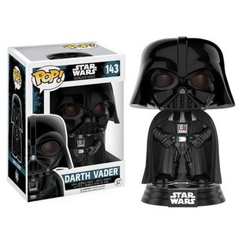 Star Wars Rogue One Darth Vader Pop! Vinyl Bobble Head