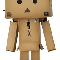 Revoltech Danboard Mini Yotsuba&! Action Figure Amazon.co.jp Box Version