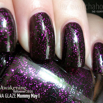 China Glaze ? Awakening Collection For Halloween 2010: Swatches and Review | The Swatchaholic . a blog about nail polish and makeup