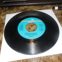 Vintage Vinyl 45 Record A FLOCK of SEAGULLS - I Ran (So Far Away)  - Pick Me Up