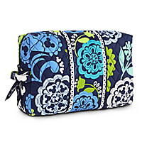 Where's Mickey? Large Cosmetic Bag by Vera Bradley