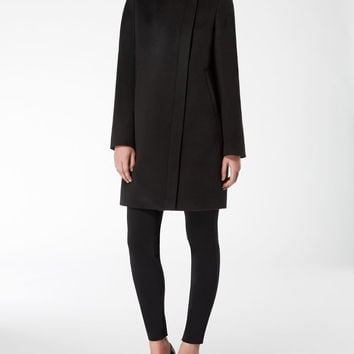 Wool coat, black - CORTE Max Mara