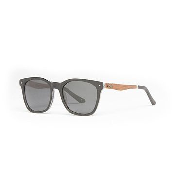 Proof Scout Black Sunglasses, Polarized Lenses