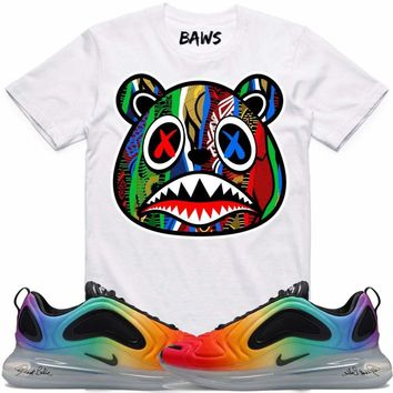 SWEATER BAWS Sneaker Tees Shirt to Match - Nike Air Max 720 Be True