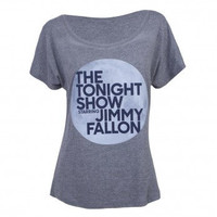The Tonight Show Starring Jimmy Fallon Women's Dolman T-Shirt