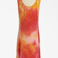Mia Chica Tie Dye Dress (Little Girls & Big Girls) | Nordstrom