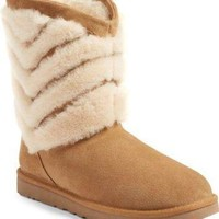 DCCK8X2 UGG? 'Tania' Genuine Shearling Boot (Women) | Nordstrom