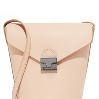 Flap Bucket Bag