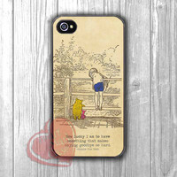 Winnie The Pooh Piglet Christopher Robin - Fzia for iPhone 4/4S/5/5S/5C/6/ 6+,samsung S3/S4/S5,samsung note 3/4