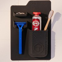 Tooletries Mighty Toothbrush + Razor Holder | Urban Outfitters