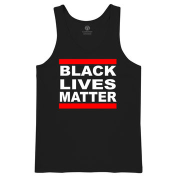 Black Lives Matter Men's Tank Top