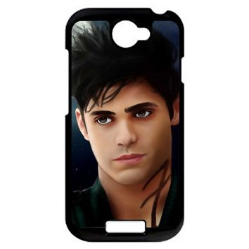 Shadowhunters Alec Lightwood Art HTC One S Case