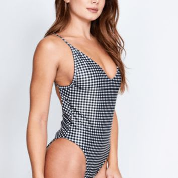Solkissed California Vichy One Piece