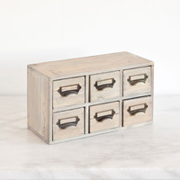 BOX WITH DRAWERS - Boxes - Decor & pillows | Zara Home United States