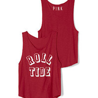 University of Alabama Boyfriend Tank - PINK - Victoria's Secret