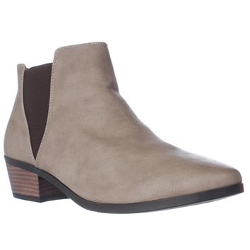 Call It Spring Moillan Chelsea Ankle Boots, Taupe, 8.5 US / 39 EU