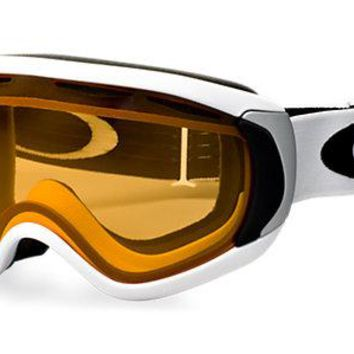 Oakley Goggles CANOPY White / Orange