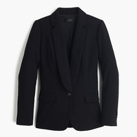 J.Crew Womens Polished Crepe Blazer