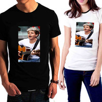 Niall Horan guitar perform one direction - Tshirt for man shirt, woman shirt XS / S / M / L / XL / 2XL / 3XL /4XL / 5XL *02*