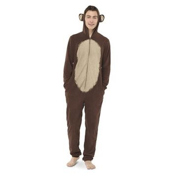 Men's Monkey Union Suit