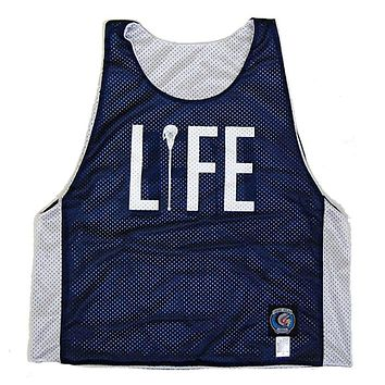 Life Lacrosse Pinnie