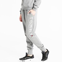 Tommy Hilfiger Drawstring Casual Pants Trousers Sweatpants