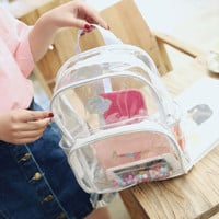 Hologram Crystal Backpack SP1812273