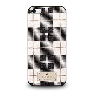 KATE SPADE HAWTHORNE iPhone SE Case Cover