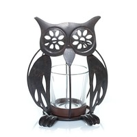 Owl Collection : Votive Candle Holder : Yankee Candle