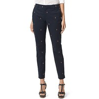 Embroidered Anchor Pant | Tommy Hilfiger USA